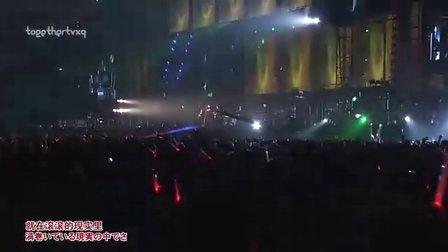 【日语中字】东方神起2009东京巨蛋演唱会 高清完整版