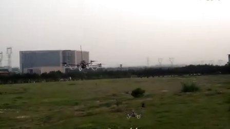四旋翼(四轴)飞行器-X500D-群模乱舞-2