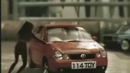 VW Polo广告 小人国篇