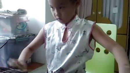 火焰小公主古筝六级练习曲