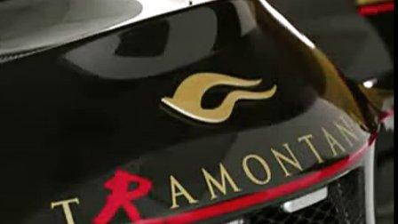 西班牙黑骑士Tramontana R跑车写真集