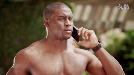 NFL巨星雷吉布什索尼手机广告,帅哭了!