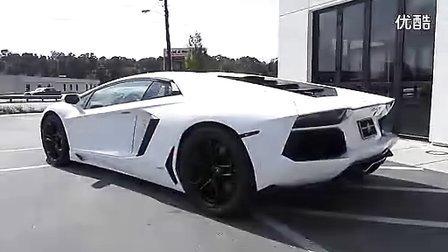 兰博基尼 Aventador LP 700 试驾 www.zhufuyu.us