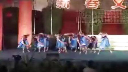 隆安县第三中学金奖舞蹈《花溪花溪》