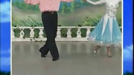 北京平四花样12 秧歌舞步