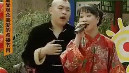 """东北二人转:最""""得瑟""""的演员(程野  李超)."""
