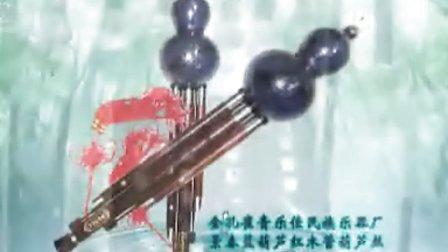 芦笙恋歌 国家级葫芦丝考级示范 五级