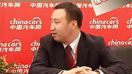 2008广州车展 专访广汽丰田汽车有限公司规划营销部部长吴保军