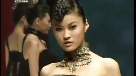 中国风时装秀