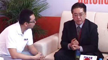 上海车展专访——长安马自达