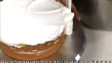 我家厨房-草莓鲜奶油蛋糕装饰技巧-烘培西点-做法