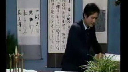 中央电视台书法讲座——颜体技法