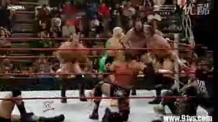 WWE PPV 2009皇家大战 完整版 中文②
