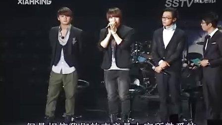[中字]JYJ Showcase in Seoul报道[金色XIAHKING]