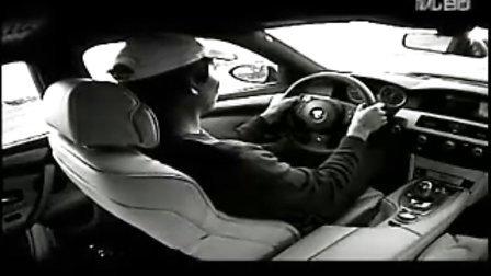 声音威慑力BMWM5精彩试驾