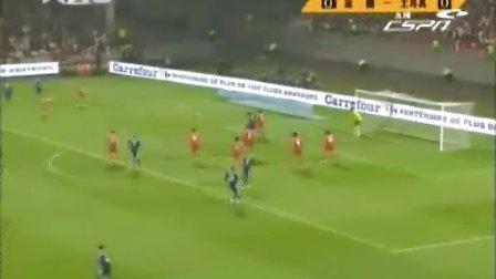 2009年6月6日 国际足球友谊赛 法国VS土耳其 新疆体育CSPN国语张继峰 上半场