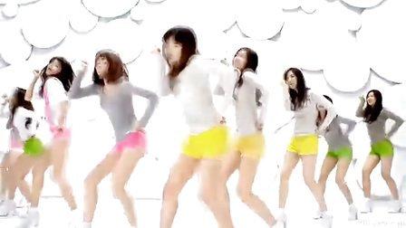 韩国少女时代gee 鸡鸡鸡 金泰妍-郑秀妍-Girls Generation