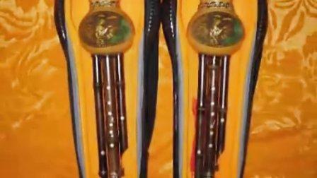 竹舞 音乐佳葫芦丝演奏