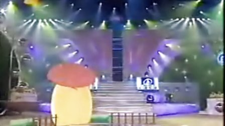 快乐大本营 短剧《小红帽》 李湘、何炅(林俊杰)
