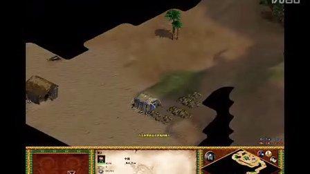 帝国时代2  国内高手操作第一视角视频01