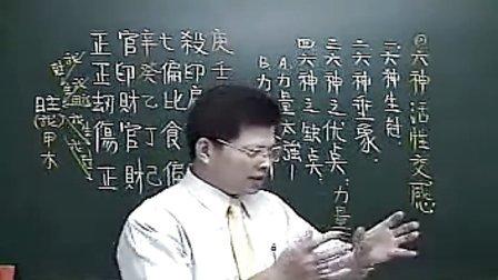 沈朝合:八字绝学高级班讲座02心意服饰商学院