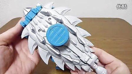 (小布转载)兽电战队 7号兽电龙 套装03 钢龙 水蓝战士 兽电龙