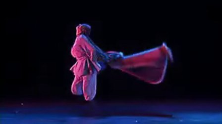 《我心飞翔》蒙古族独舞
