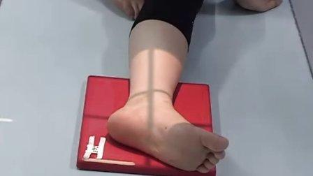下肢X线检查