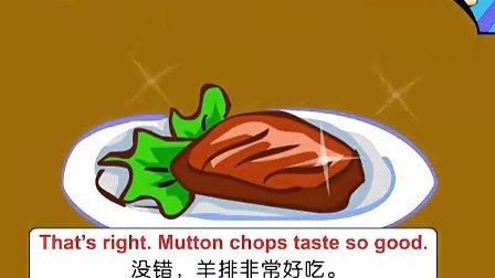 365天英语口语大全【日常口语篇】09 肉类