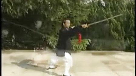 武当三丰太极剑教学之5