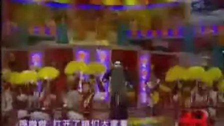于魁智李胜素张火丁孟广禄等京剧联唱