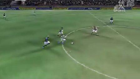 FIFA2008千里走单骑