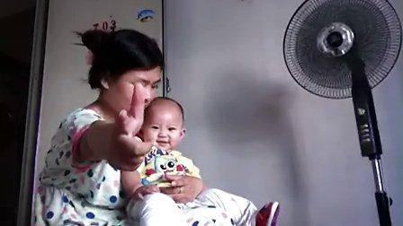 宝贝女儿的视频