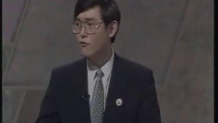 93年国际大专辩论赛决赛,人性本善