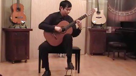 任磊的古典吉他音乐会之《西班牙小夜曲》