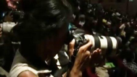 哥伦比亚:总统遭受送蛋之辱