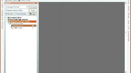 altium designer9.集成库的作用和制作a