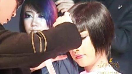 华辰美发团队发型秀