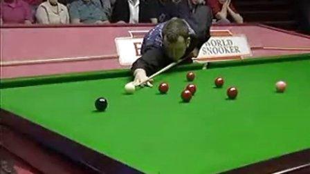 2005世锦赛威廉姆斯147分(BBC解说,中文字幕)