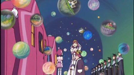 《彗星公主》第一集(日语配音和英语字幕)
