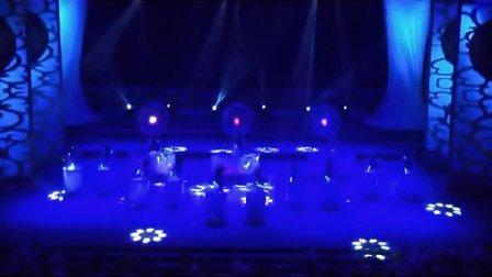 七台河市新兴区安乐学校区艺术节水鼓表演-指导教师梁爽