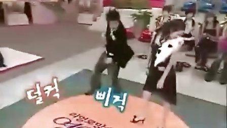 韩国综艺节目情书舞蹈专辑复古DANCE