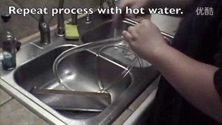 消毒板式换热器