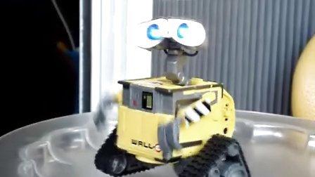 机器人总动员 现实版真人版