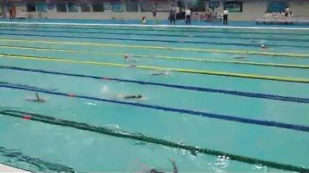 16届全国成人游泳锦标赛罗显义200混合泳