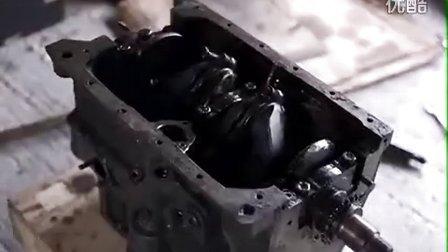 汽车引擎拆装!30000图片合集!【谷姐特搞队】