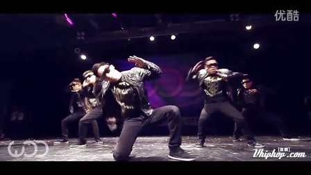 Poreotics _ World of Dance _ FRONTROW _ HTOWN 2013