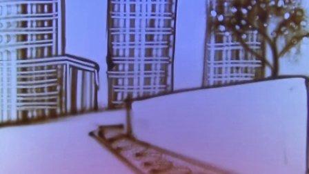 凯舟沙画之德国梅尔企业沙画视频