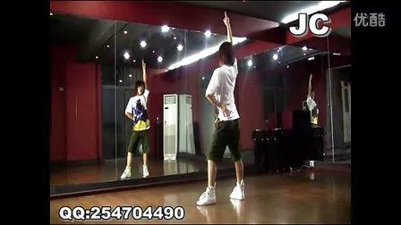 JC教你学跳舞(第19期)--《Can't nobody舞蹈分解教学01》