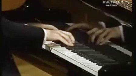 2005年肖邦国际钢琴大赛冠军Blechacz演奏肖邦船歌OP.60